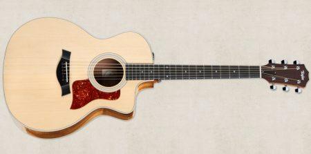 泰勒 Taylor 214ce-K 民谣吉他