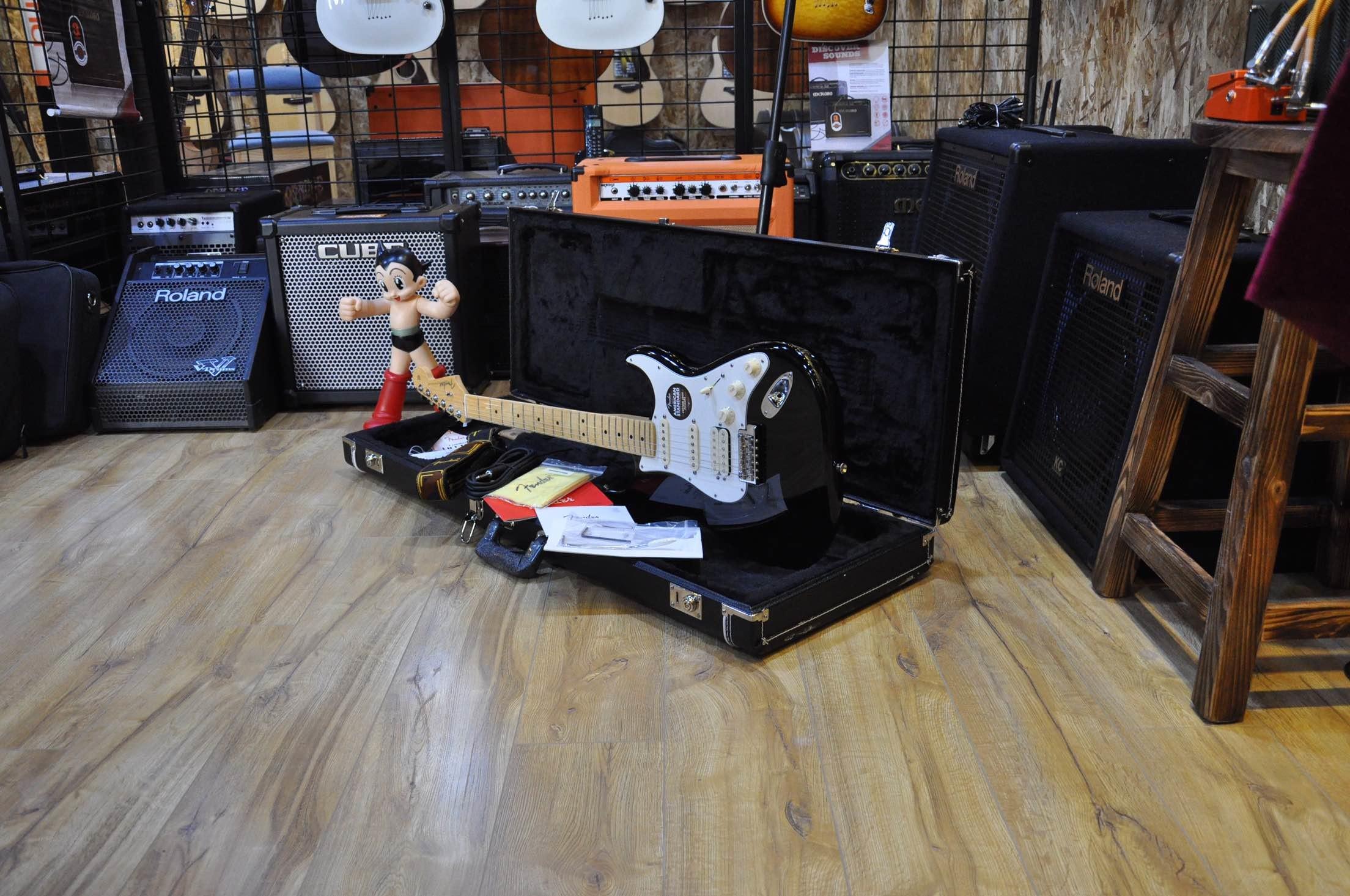 Fender 芬达 Standard 美标 电吉他