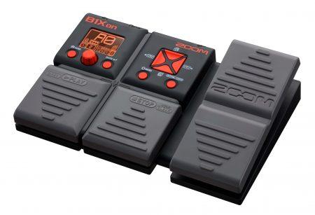 ZOOM B1ONX 新手入门Bass贝司综合效果器 送电源