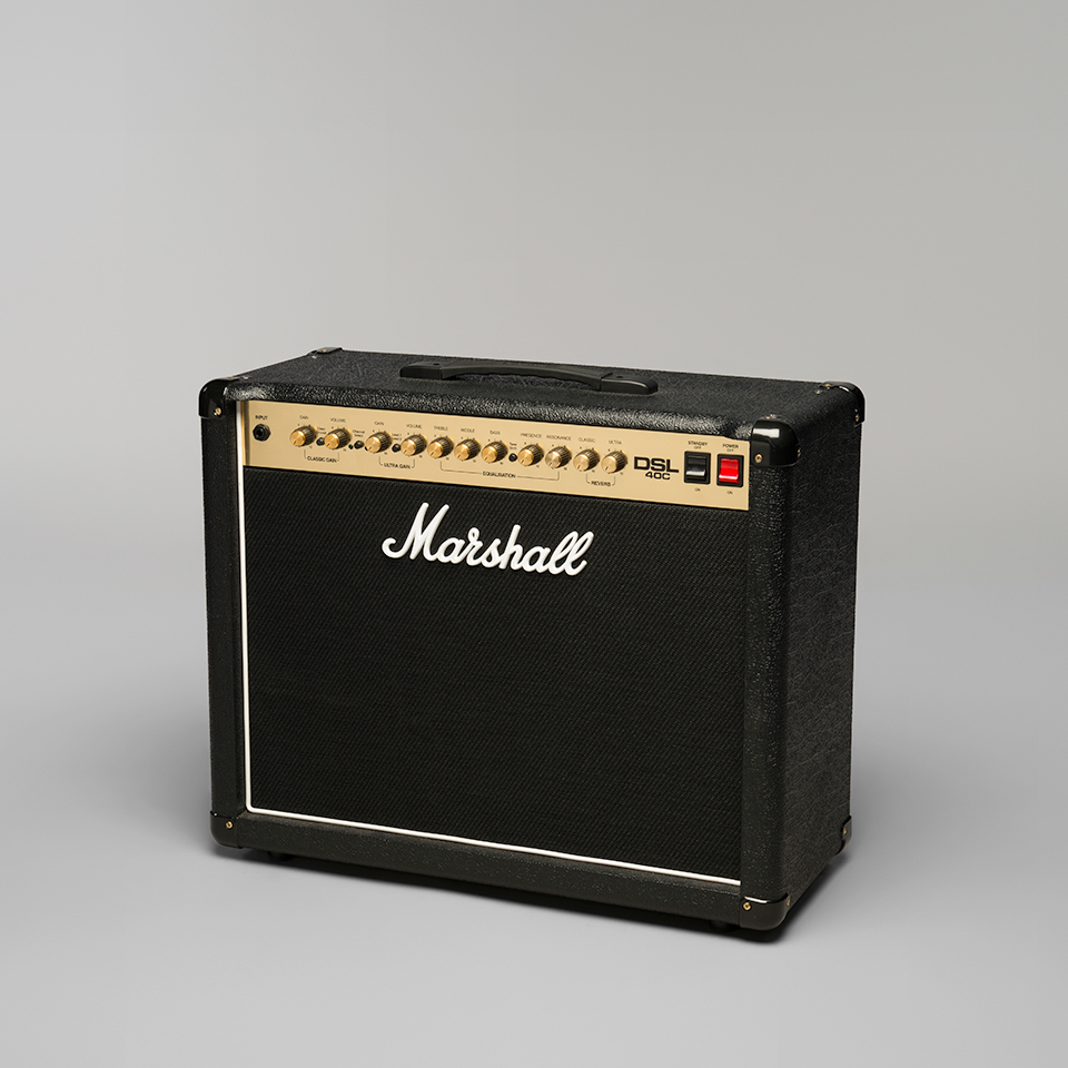 正品 马歇尔 Marshall DSL40C 吉他音箱
