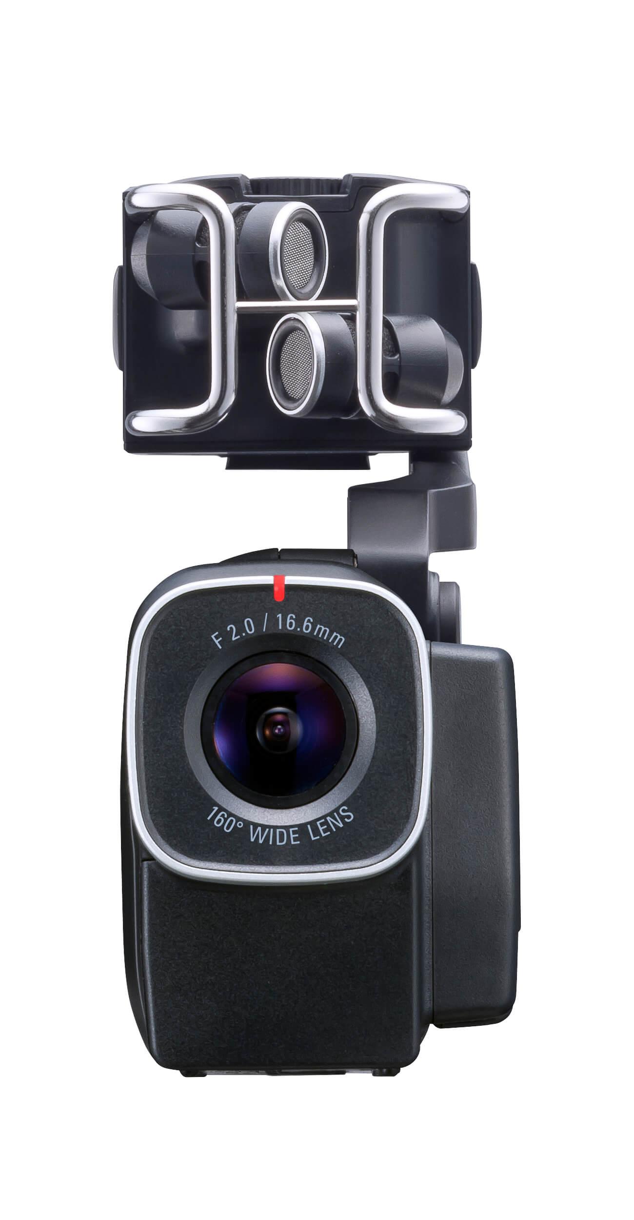 ZOOM 摄录一体机 Q8 手持视频录音机 采访 演唱会 Q4升级版