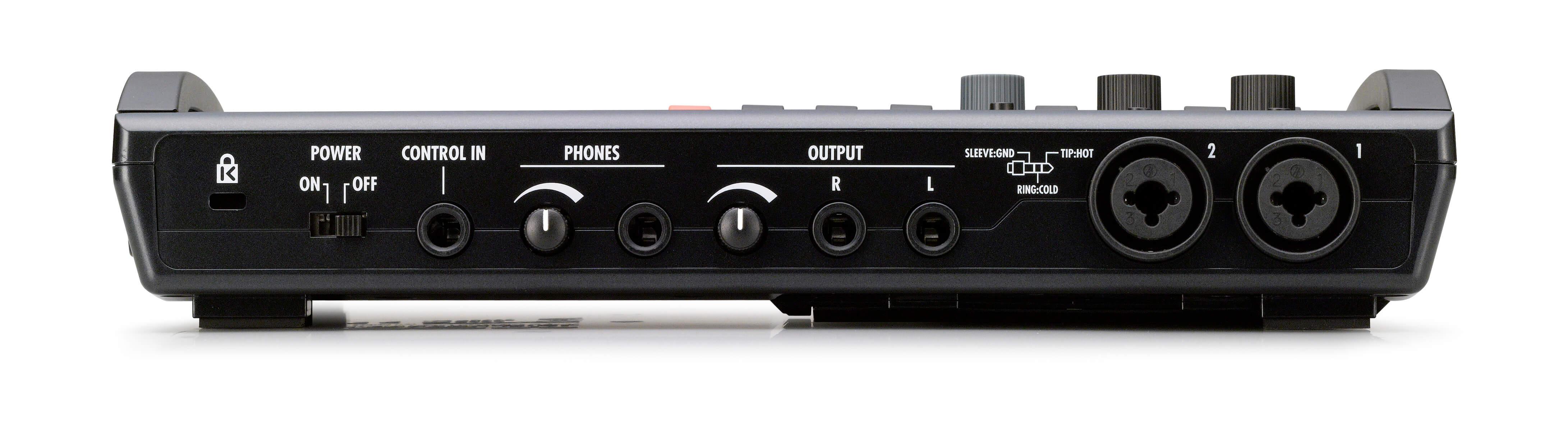 行货 ZOOM R8 数字音频工作站 录音机 声卡