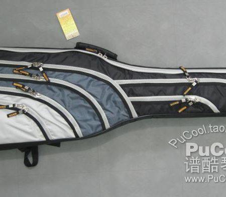 正品 RockWind 高品质 灰彩虹 电吉他包 电琴包 电吉他背包