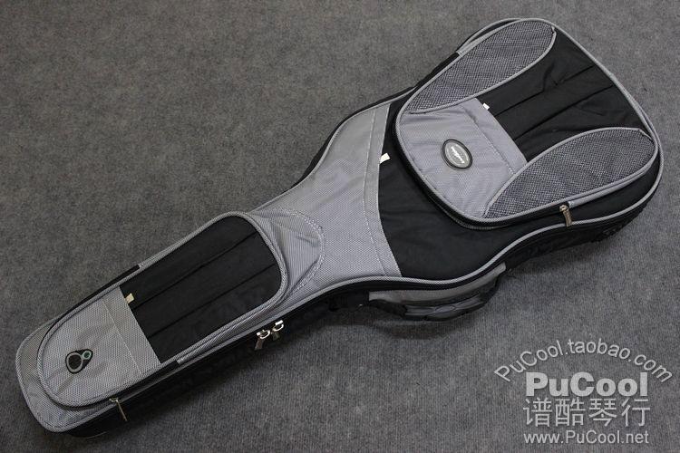 正品 Kava 顶级 豪华 电吉他包 电琴包 超厚