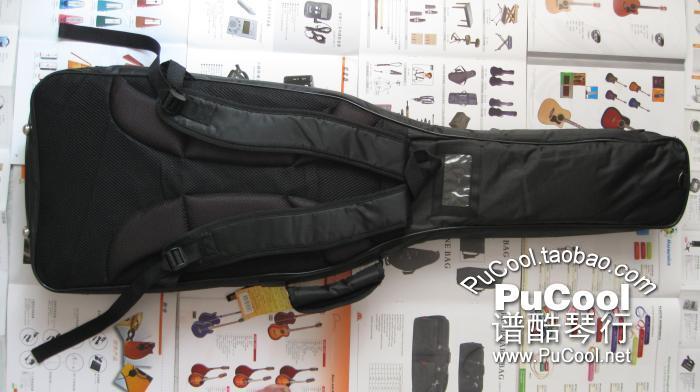 正品 高档 Rockwind 高档 电吉他包、电琴包 25mm优质海绵内衬