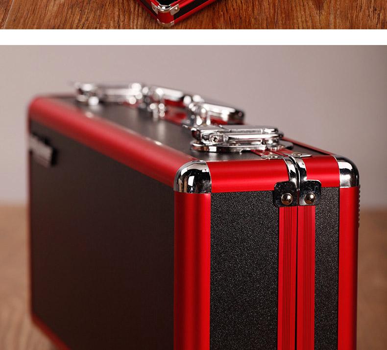 阿诺玛 APB-3 效果器箱效果器盒 迷你效果器箱 金属箱单块效果器