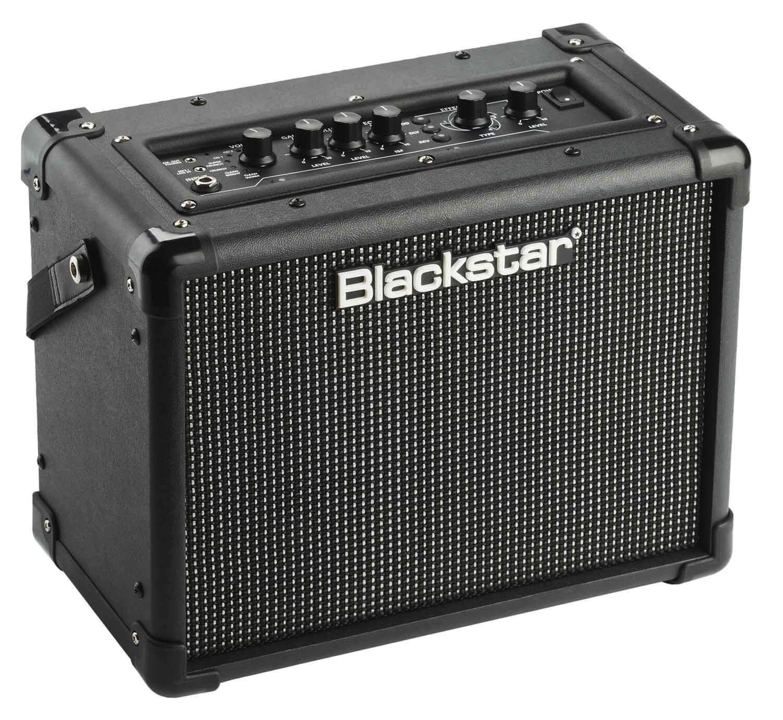 正品 Blackstar 黑星 ID:Core Stereo 10 电吉他 音箱 10W