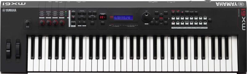 YAMAHA 雅马哈 MX61 电子合成器 音乐键盘 电子琴