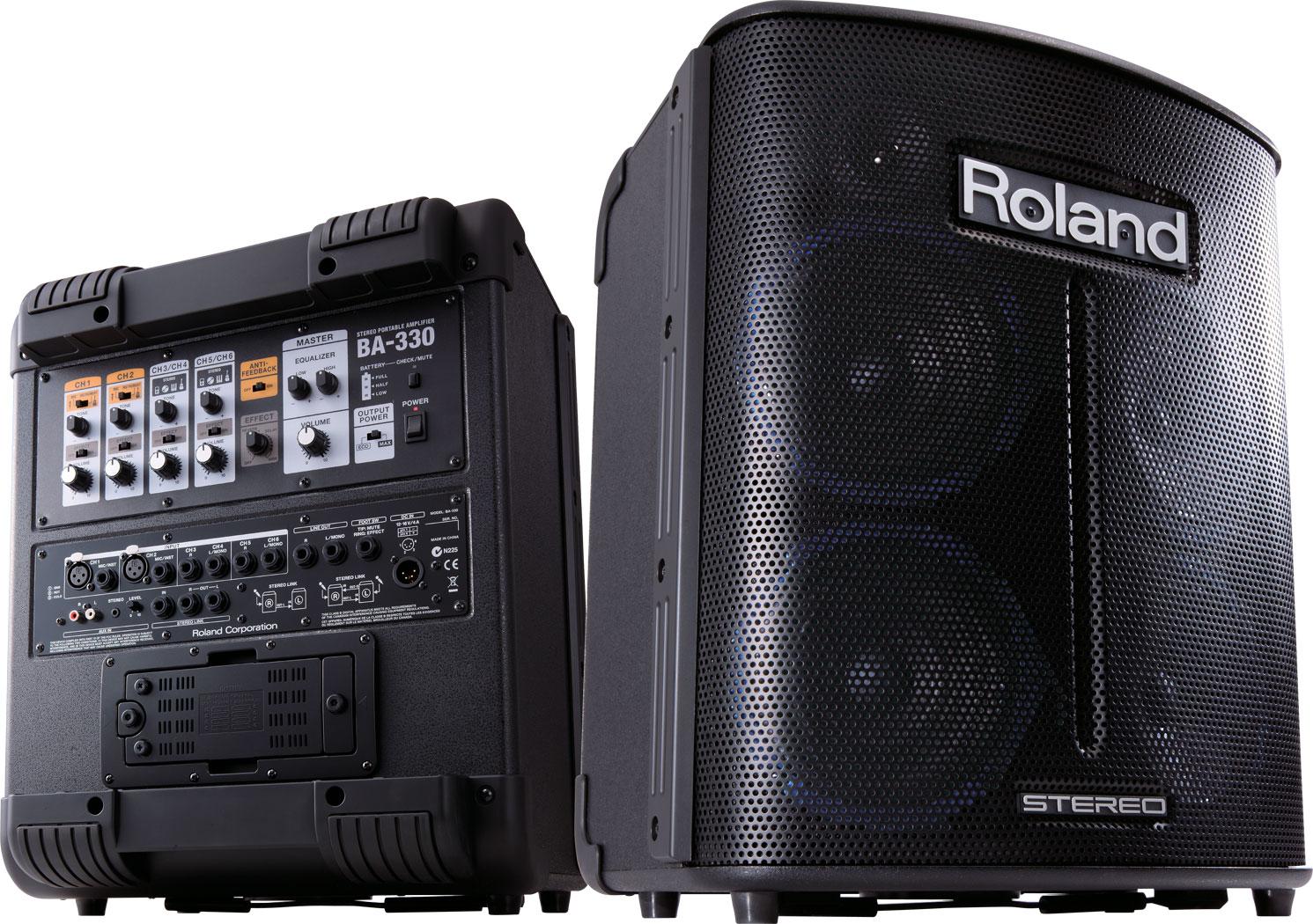 Roland罗兰 BA-330音箱