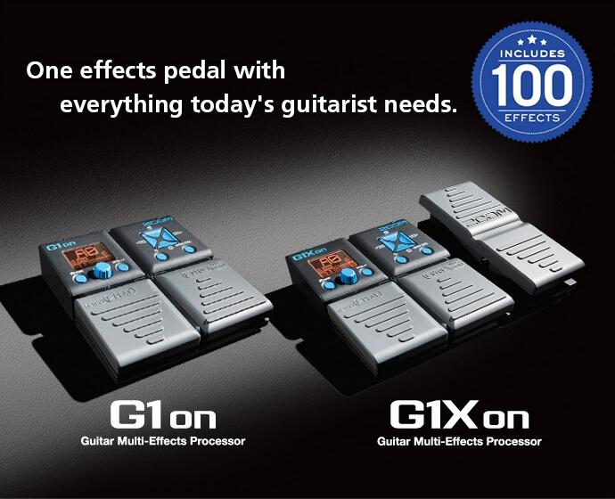 正品 ZOOM G1ON 吉他综合效果器 G1N升级版 送9V电源+礼包