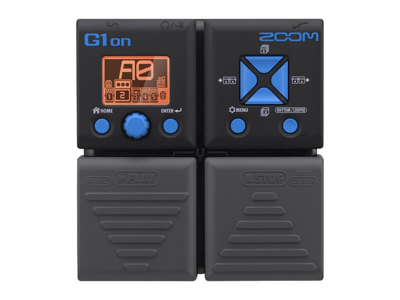 正品 ZOOM G1ON G1XON 吉他综合效果器 G1N升级版 送9V电源+礼包