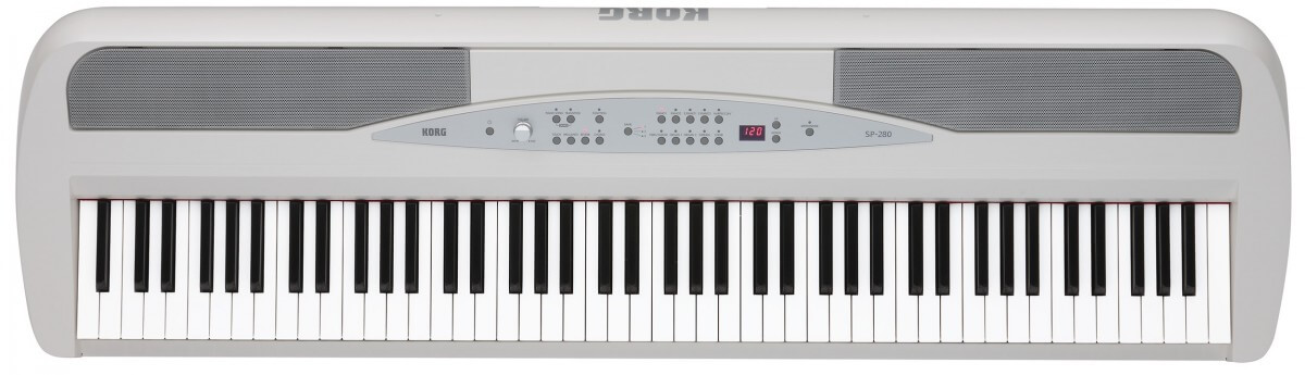 科音 KORG SP280 SP-280 88键重锤电钢琴 电子数码钢琴 电子钢琴