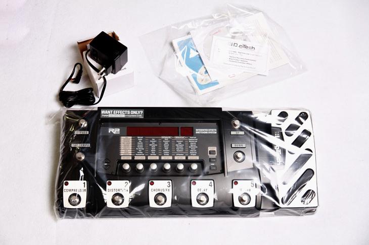 正品 Digitech RP500 电吉他效果器 综合效果器