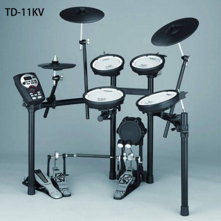罗兰电鼓 ROLAND TD11KV TD-11KV 电子鼓 爵士鼓 套鼓 架子鼓