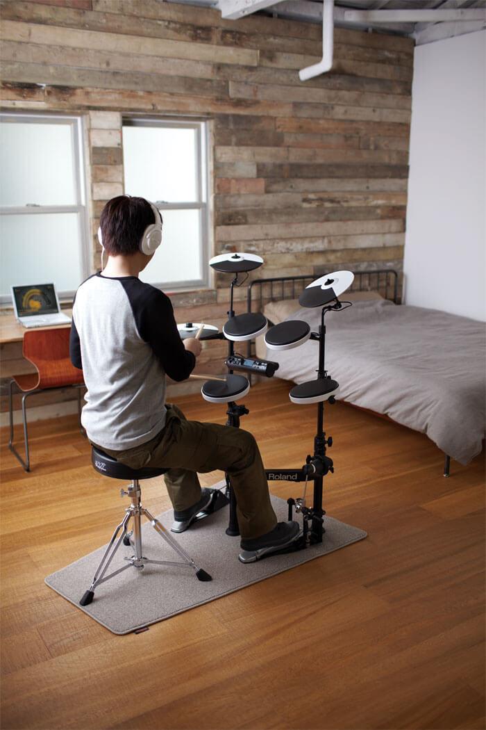 罗兰电鼓 ROLAND TD4KP TD-4KP 可折叠 电鼓 电子鼓 架子鼓爵士鼓