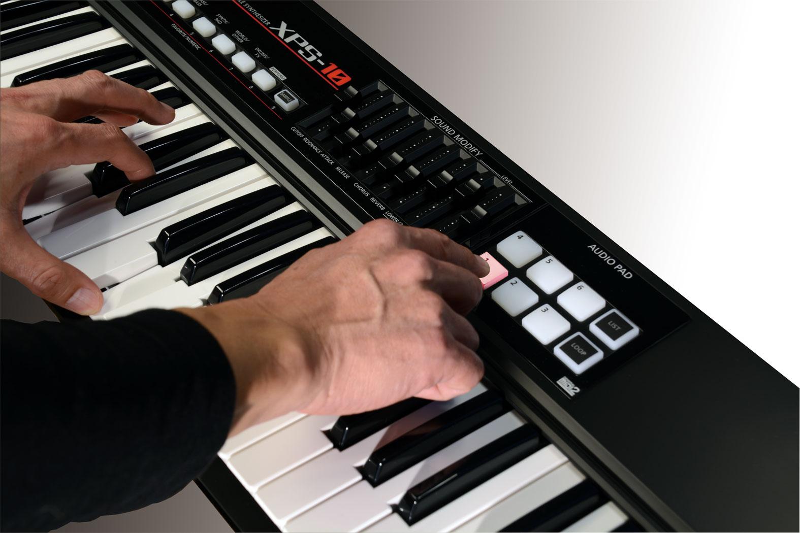 罗兰 Roland XPS-10 61键 音乐工作站