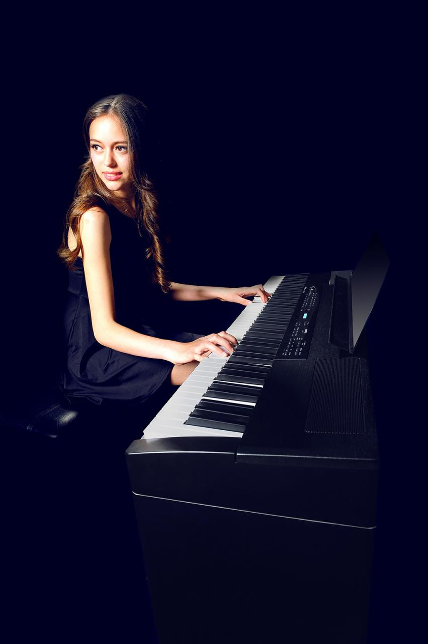 罗兰 Roland MP-100 数码钢琴 电钢琴
