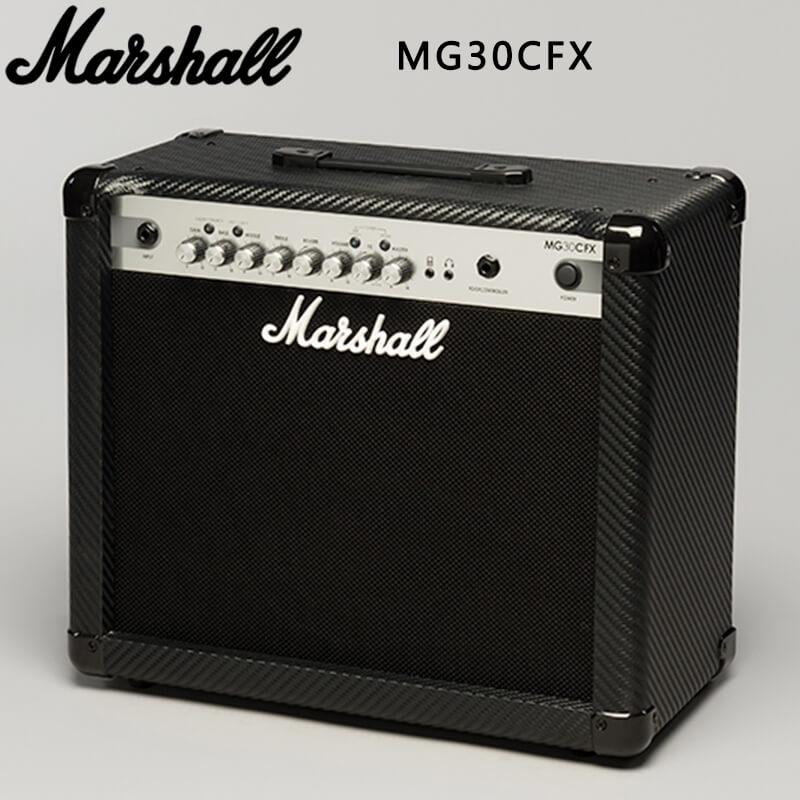 正品 马歇尔 Marshall MG30CFX 30瓦 电吉他音箱