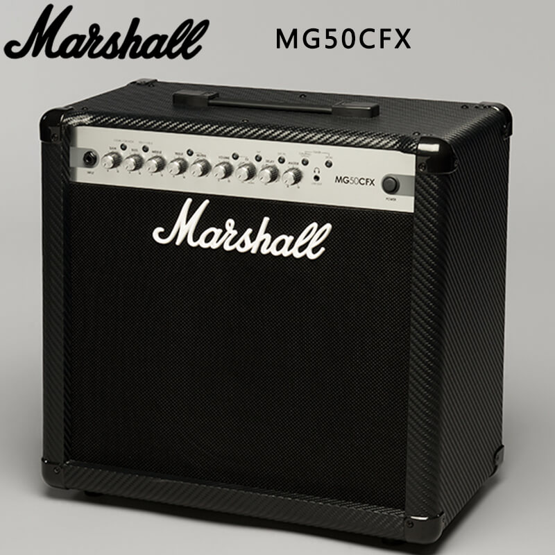 马歇尔 Marshall MG50CFX 电吉他音箱 带效果