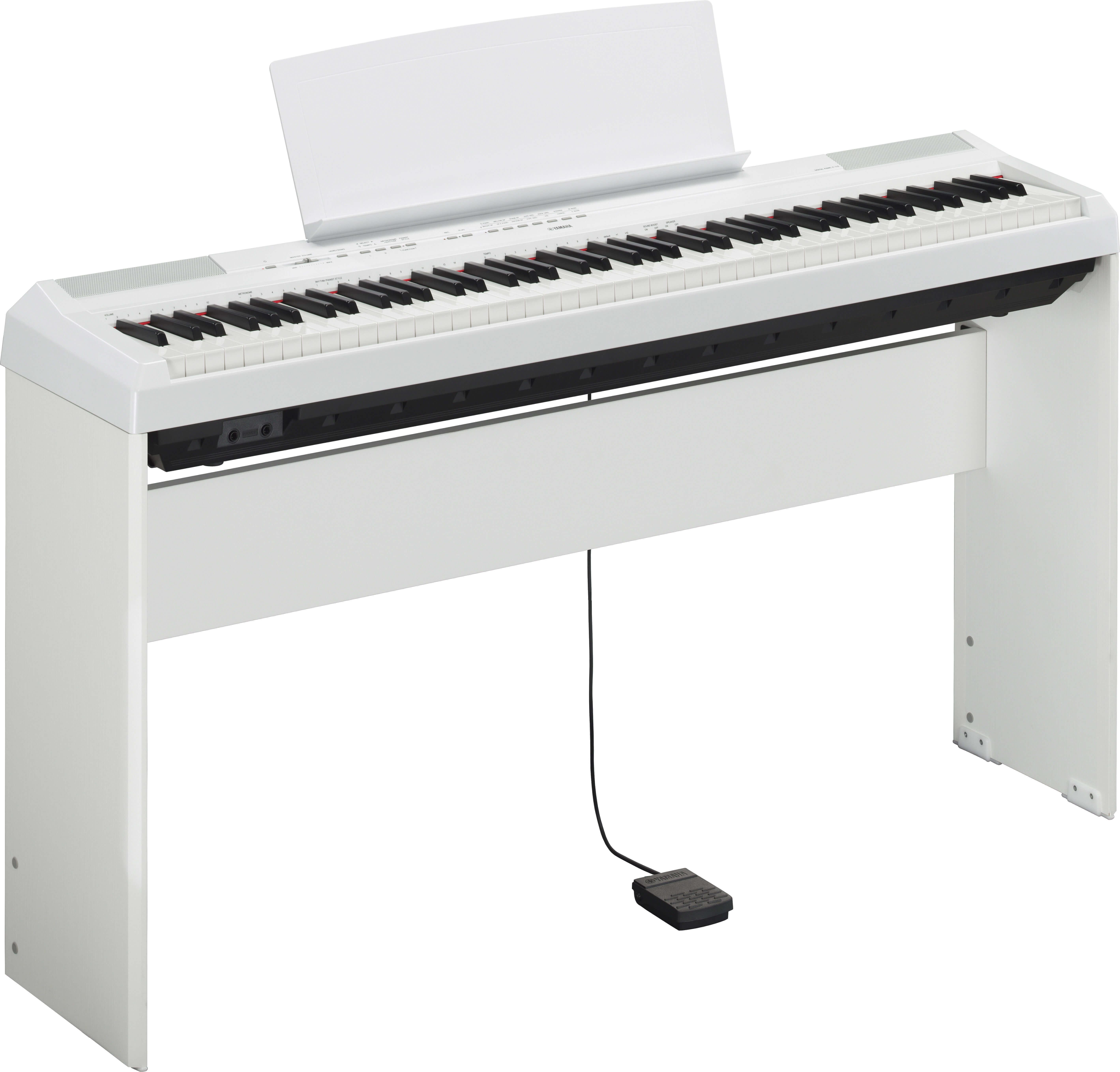 雅马哈 Yamaha P115 电钢琴 88键