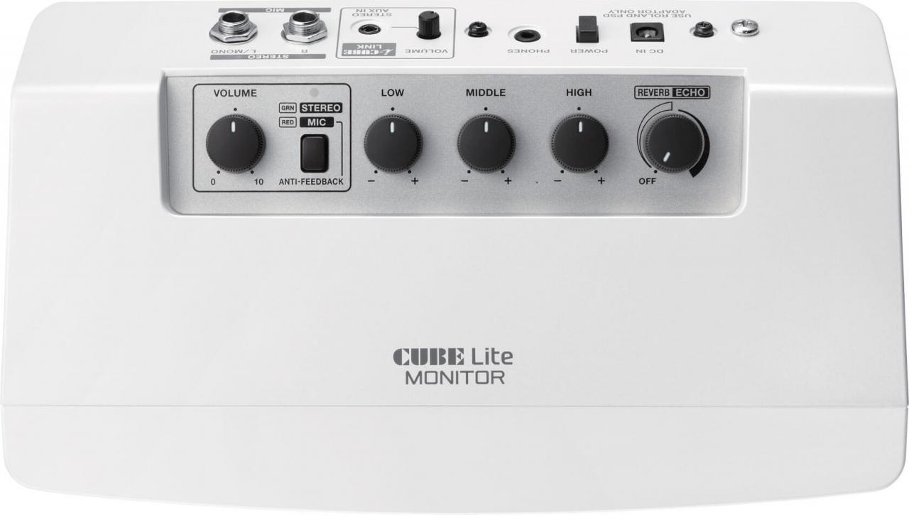 罗兰 Roland CUBE Lite MONITOR 便携式监听音箱 CUBE-LM