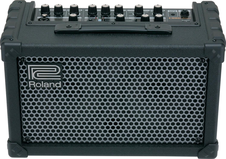 正品 罗兰 Roland CUBE Street 电池供电的立体声音箱
