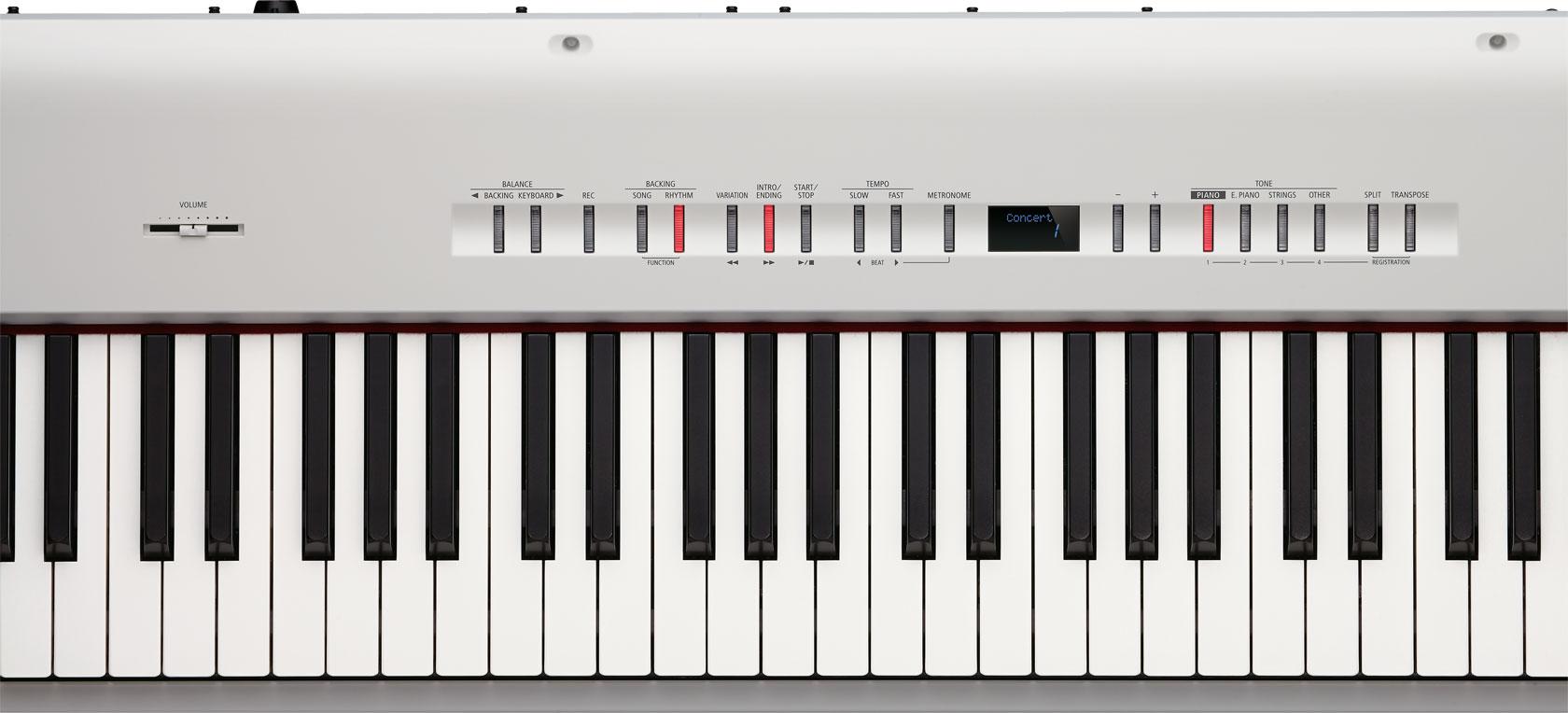 罗兰 Roland FP-50 88键 舞台电钢琴 电钢琴