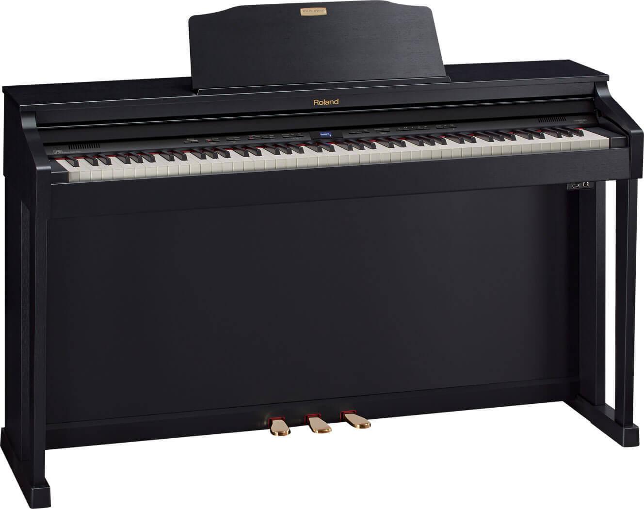 罗兰 ROLAND HP504 电钢琴 88键