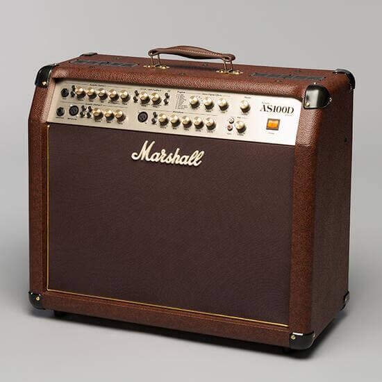 马歇尔 Marshall AS100D 原声吉他音箱 100W