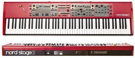 全新 正品 行货Nord Stage 2 88键 舞台合成器 风琴 电钢琴