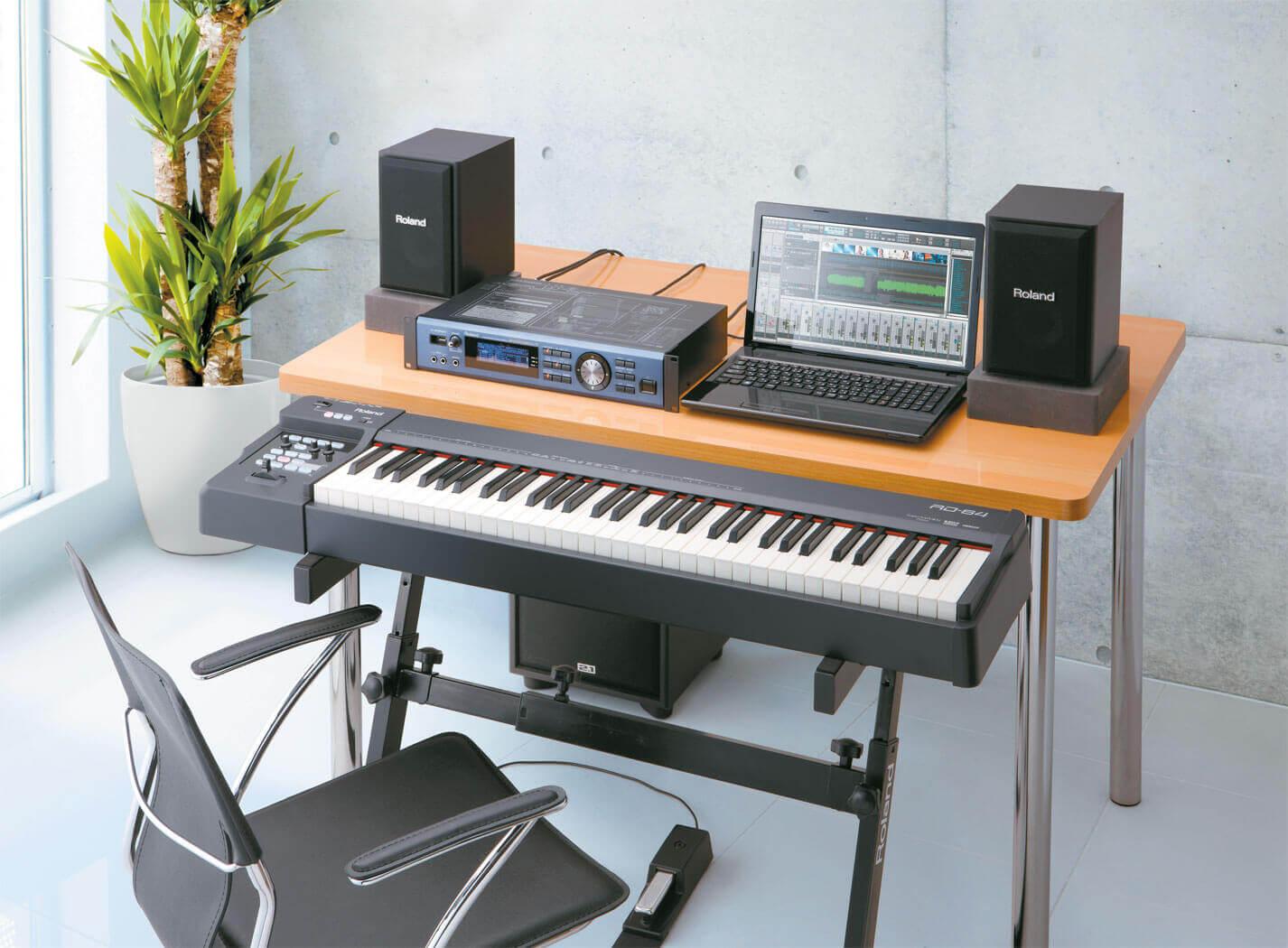 罗兰 Roland RD-64 便携 64键 电钢琴