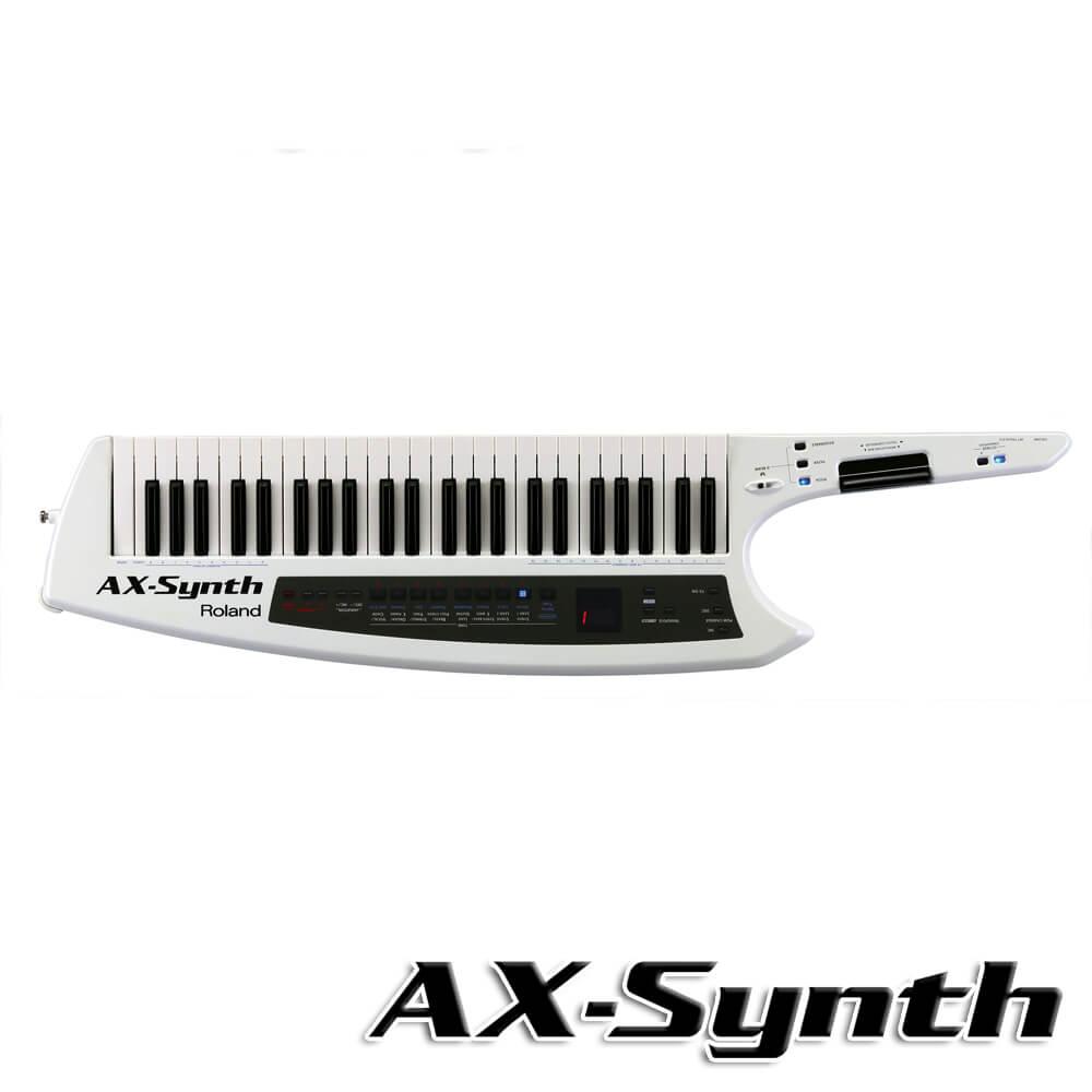 罗兰 Roland AX-Synth 经典战斧合成器 肩背式键盘 49键