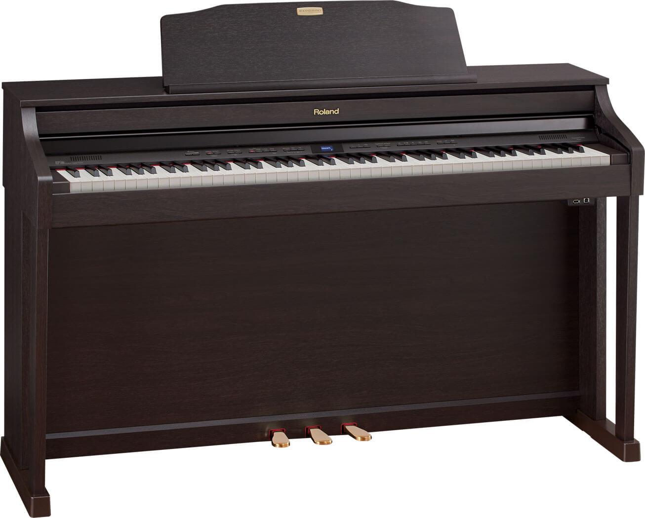 罗兰 Ralond  HP508 88键 高端电钢琴