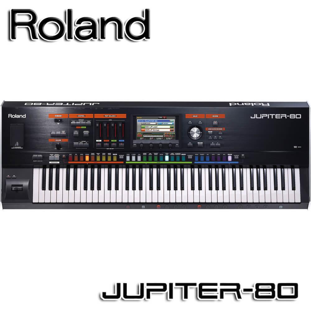 Roland 罗兰 JUPITER-80 76键 合成器