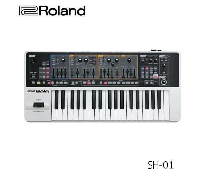 Roland 罗兰 GAIA SH-01 37键 模拟合成器