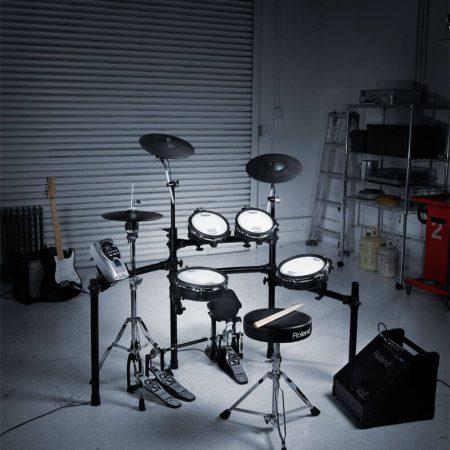 罗兰 Roland TD15KV 电子鼓 电鼓 送配件 踩锤等