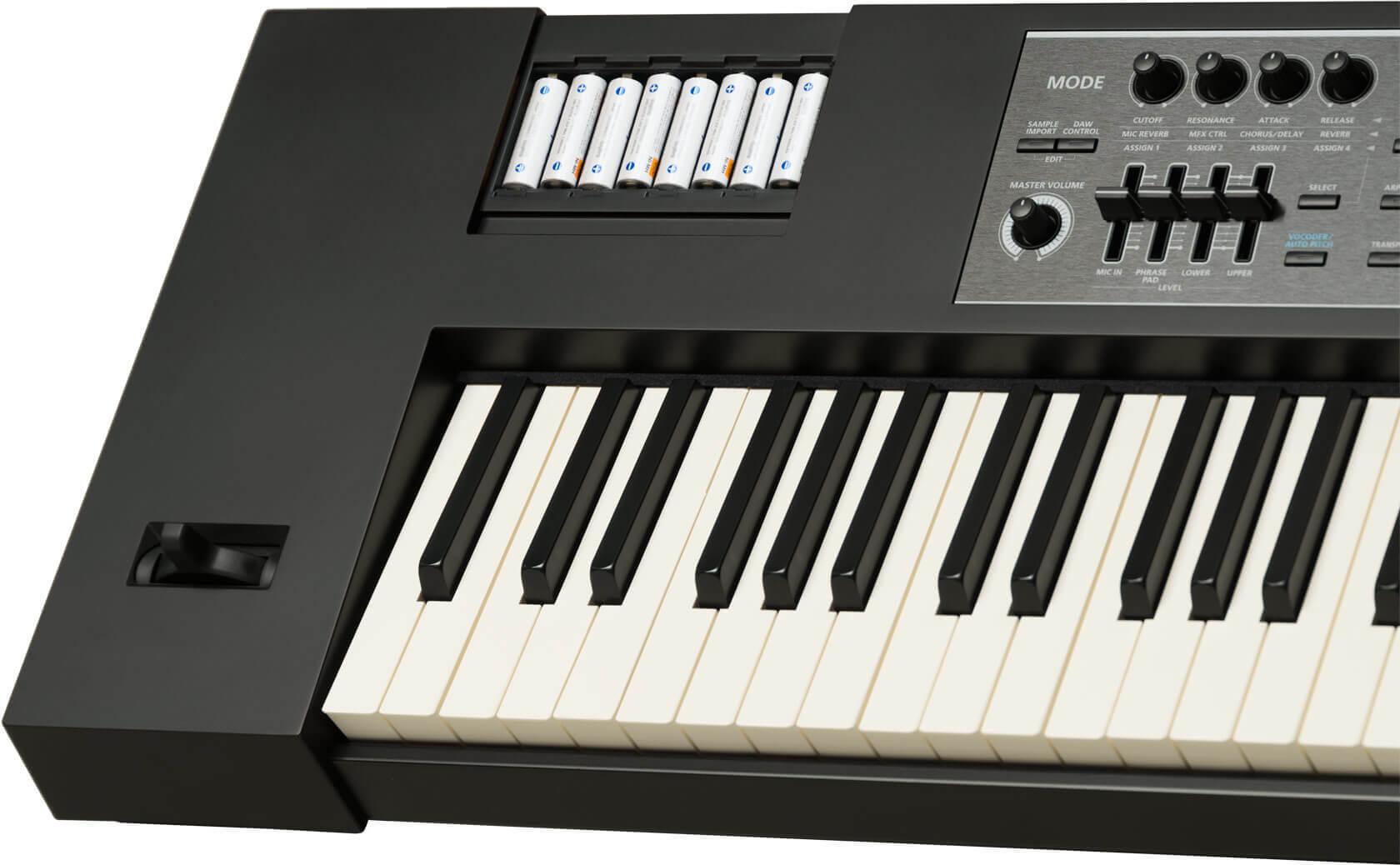 罗兰 Roland JUNO-DS88 合成器 88键